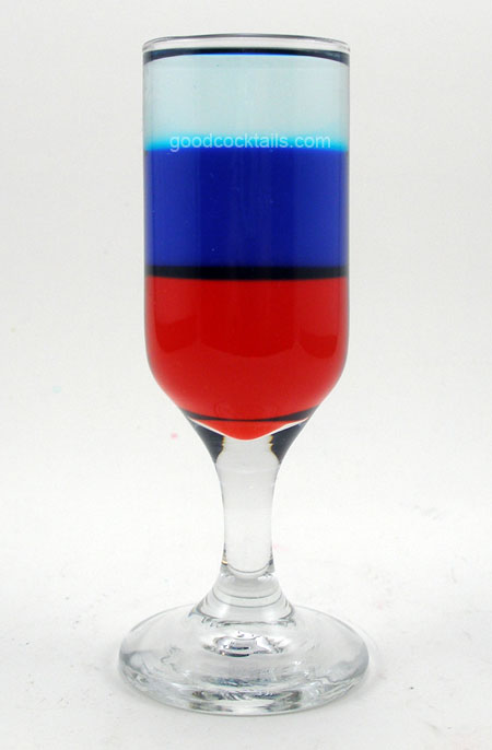 4th of July Tooter Drink