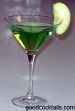 Appletini Drink