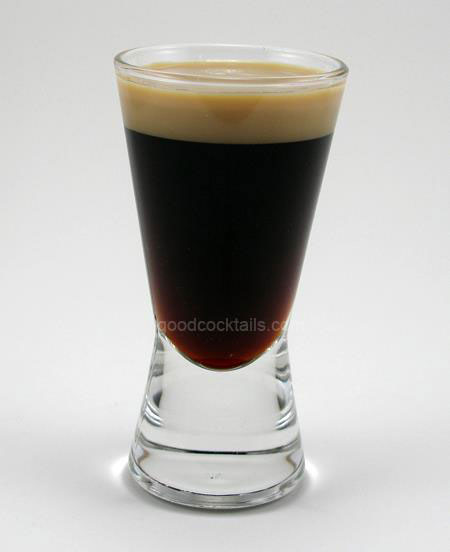 Baby Guinness Drink