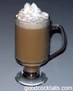 Irish Cream Coffee Drink