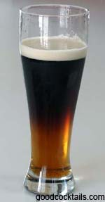 Black And Tan Drink