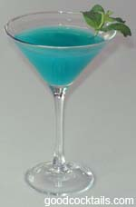 Blue Canary Drink