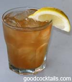Bourbon Fix Drink