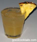 Canadian Pineapple Drink