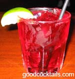 Vodka And Cranberry Drink