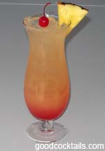 Caribbean Cruise Drink