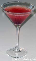 Crimson Cocktail Drink