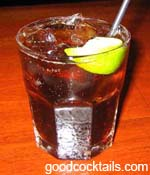 Tequila And Coke Drink