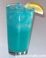 Electric Lemonade Drink