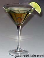 Tequila Gimlet Drink