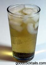 Ginger Ale (Substitute) Drink