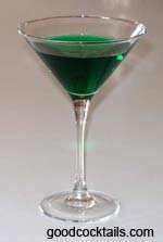 Green Russian #2 Drink