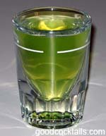 Green Lizard Drink