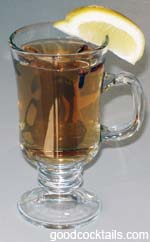 Hot Scotch Toddy Drink