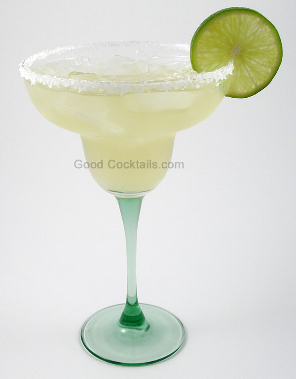 Amaretto Margarita Drink