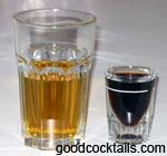 Jager Bomb Drink