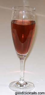 Kir Royale Drink
