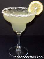 Limoncello Margarita Drink