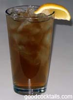 Wild Iced Tea Drink