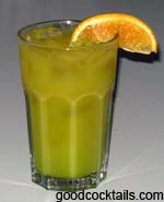 Melon Ball Drink