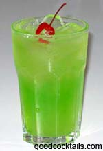 Melon Sour Drink