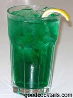 Mint Highball Drink