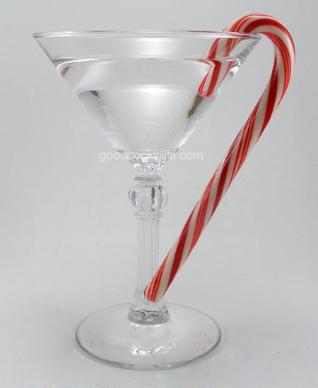 Peppermint Martini Drink
