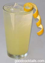 Pineapple Cooler Drink