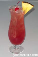 Pink Paradise Drink