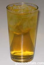 Vodka And Red Bull Drink