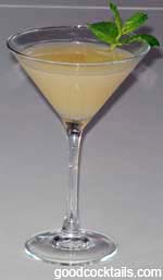Seventh Heaven Cocktail Drink