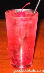Passionate Shirley Temple Drink