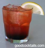 how to make sloe gin fizz drink