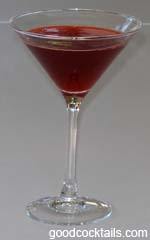 Sloe Vermouth Drink