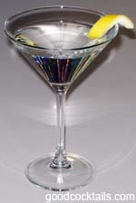 Silver Cocktail Drink