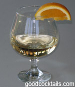 Tequila Neat Drink