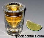 Tequila Shot Drink