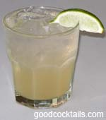 Scotch Rickey Drink