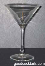 Rouge Martini Drink